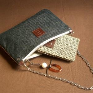 ポーチL&財布